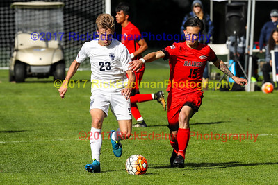 Southern Oregon University vs NU Men's Soccer