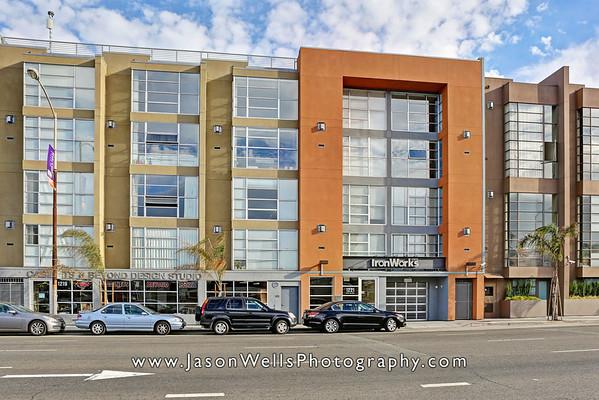 1221 Harrison, San Francisco (Ironworks Loft)