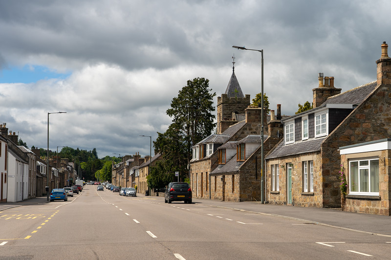 Scottish town in Speyside