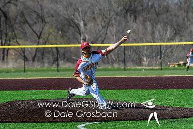 Park Baseball v Missouri Valley 2021 Pitchers