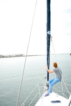 Sailing <br>Marina del Rey, CA