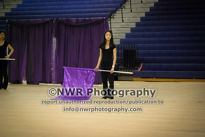 Thomas S. Wootton HS Color Guard