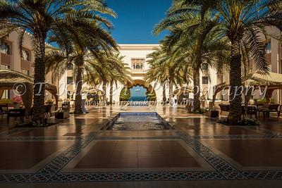 Barr Al Jissah Resort and Spa-Al Husn, Muscat