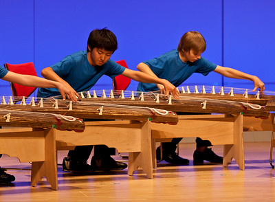 Event 2011 Oscar Minato Mirai Koto Concert
