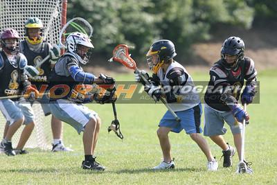 Saturday 7/18/2009 - U13 Gold - Connecticut Cobras vs. Maverick Dallas Blue