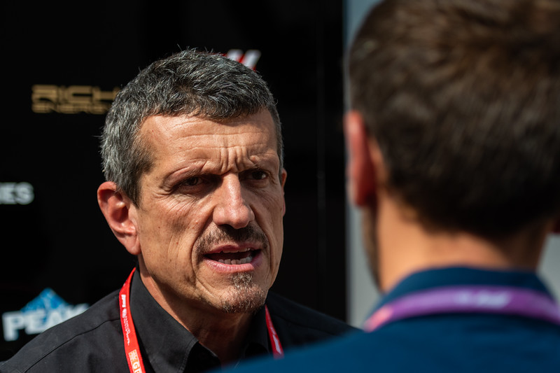 Guenther Steiner, Rich Energy Haas F1 Team, Italy, 2019