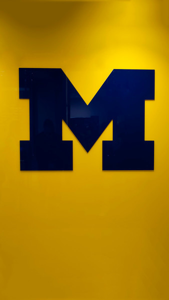 Michigan vs. Holy Cross 2013