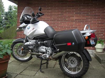 '01 BMW R1150GS