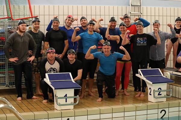 Siste Hai trening før Jul 2016