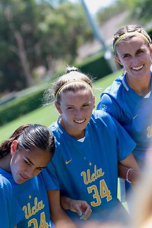 UCLA Pre Game Photos Sept. 5, 2021