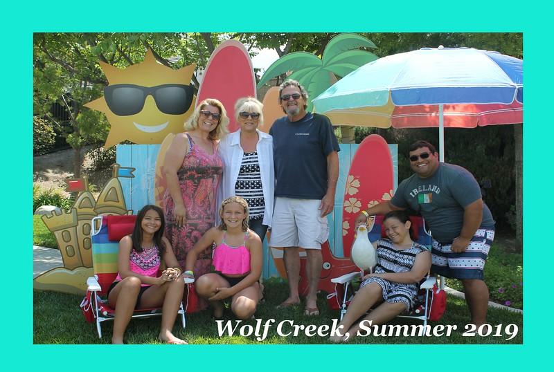 Wolf Creek Summer 2019