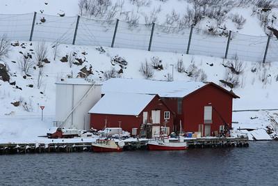 Norway, Oksfjord