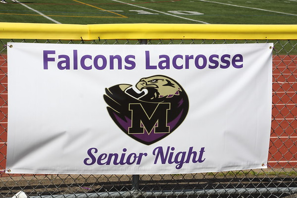 May 9 2017 Boys Lax Sr Night, GMC Round 1 vs Edison Eagles, photos by R DeBoer