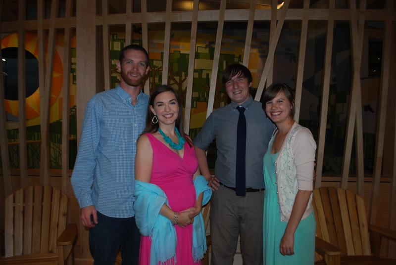 Dustin and Stephanie Throop_Elliot and Cassie Holder1.JPG