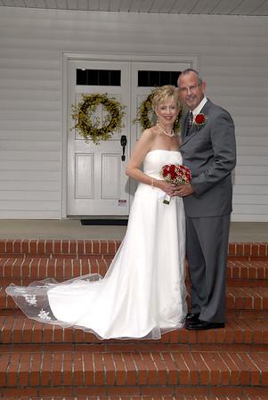 Mike & Carol Mays Wedding