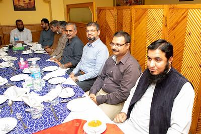 QAU Geophysicist's First Meet in Saudi Arabia