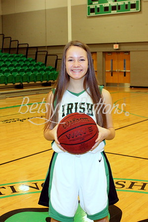 Freshman Girls Basketball 2015-2016