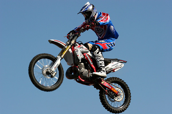 Freestyle MX demo Zolder 2005