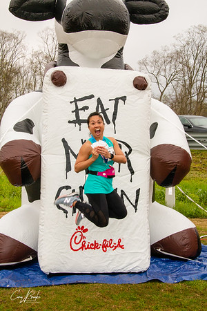 2019 Chick fila 5K Benetiting young Life