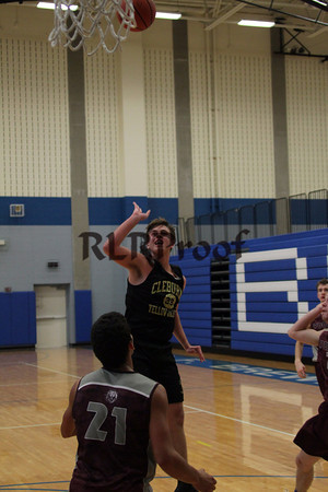 CHS Fall 2013 Basketball Game 1