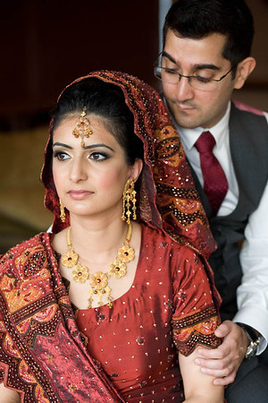 Fozia and Aziz's Wedding