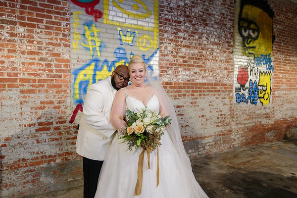 Jessica & Randolph: Married