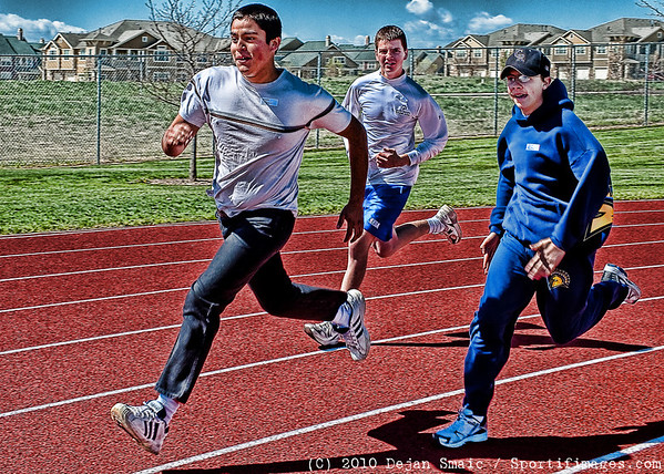 2010 - Track & Field Kool Stuff