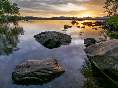 Silver Lake / Ellis Pond / Roxbury Pond