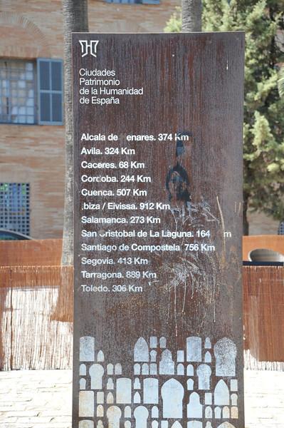 Ciudades Patrimonio de la Humanidad de España, Patrimoine Mondial en Espagne, World Heritage Cities of Spain