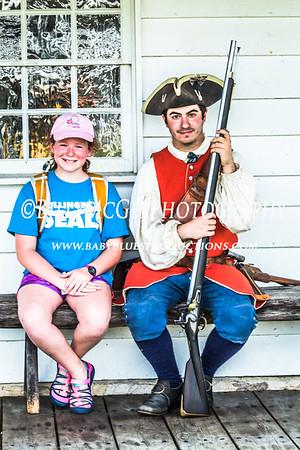 Fort Frederick Park Quest - 01 Aug 2015