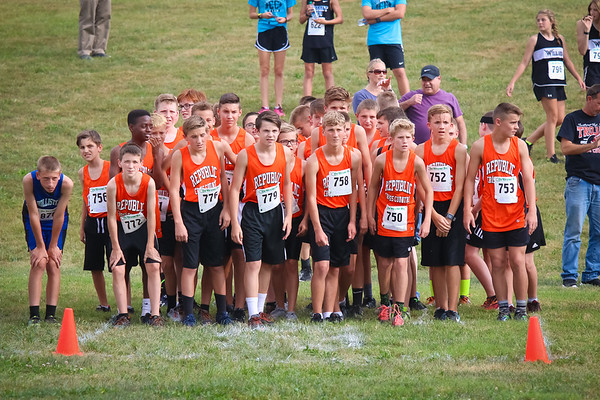 20170916 Cross Country Republic Invitational