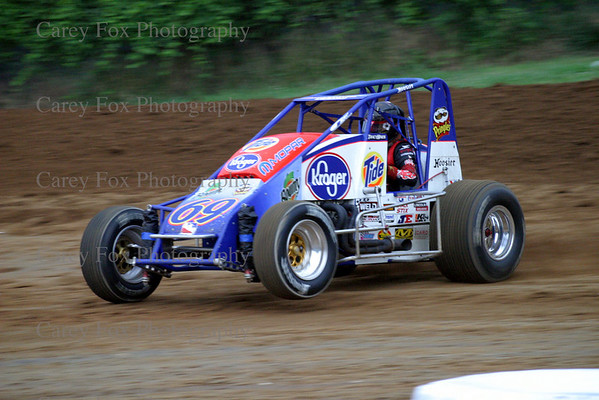 July 16, Sprint Week rainout
