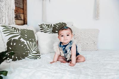Sophia 6 Months