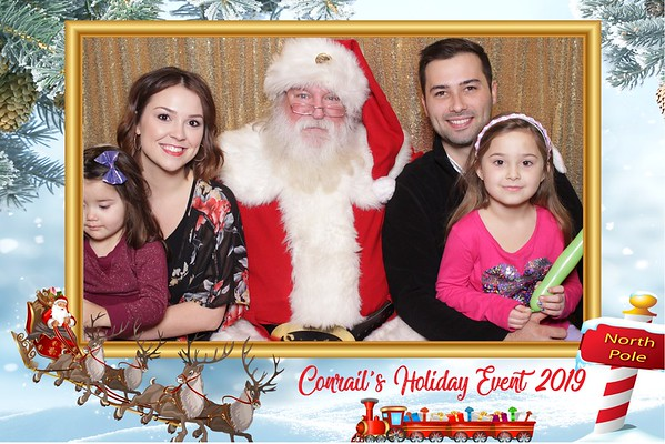 Conrail's Holiday party 2019