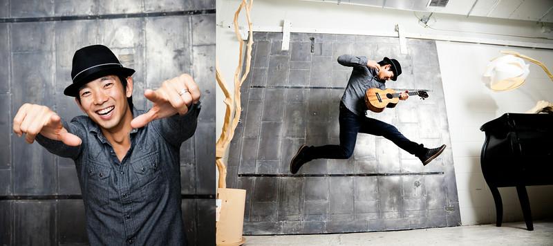 Jake Shimabukuro, Musician