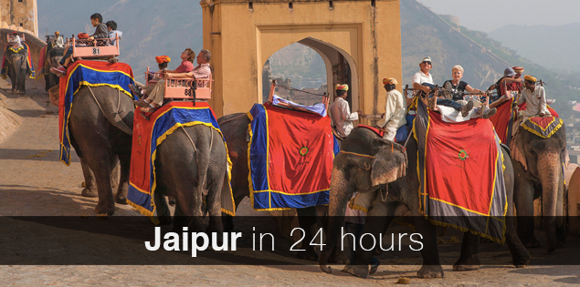 jaipur one day 24 hours trip