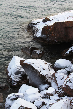 Duluth Photo Safari with Andy 1-28-12