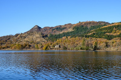 Autumn Loch Achray