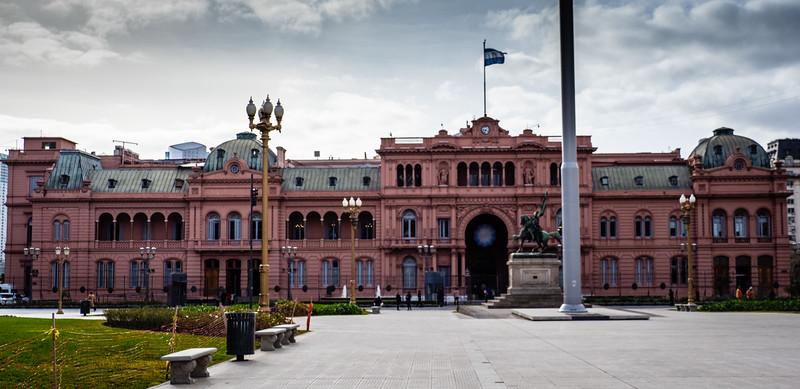 Casa Rosada (Presidental Palace)