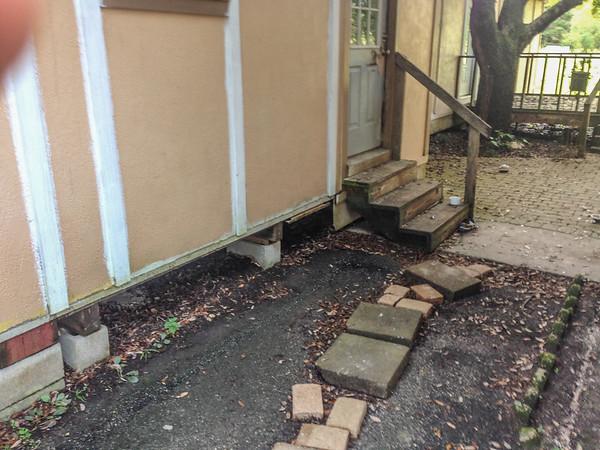 Geezer Habitat Home Repair Projects