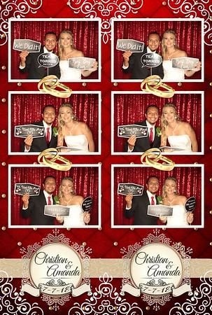 Amanda & Christian Torres Wedding