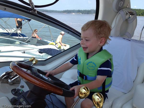 20120909 Occoquan, VA - Boating In Belmont Bay