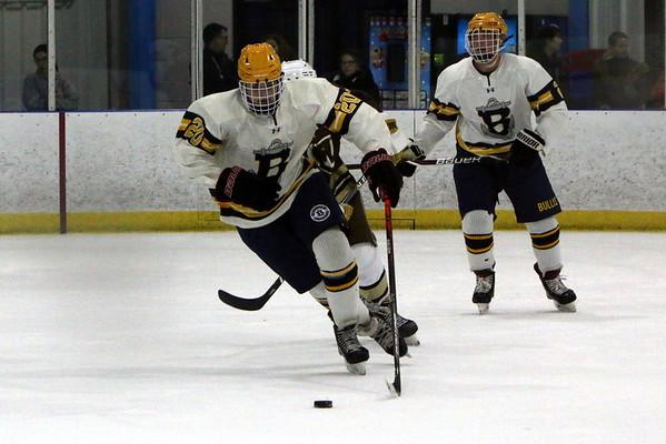 2019-20 Hockey Bullis 2 v Landon 13