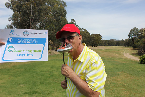 2014 Victorian Charity Golf Day