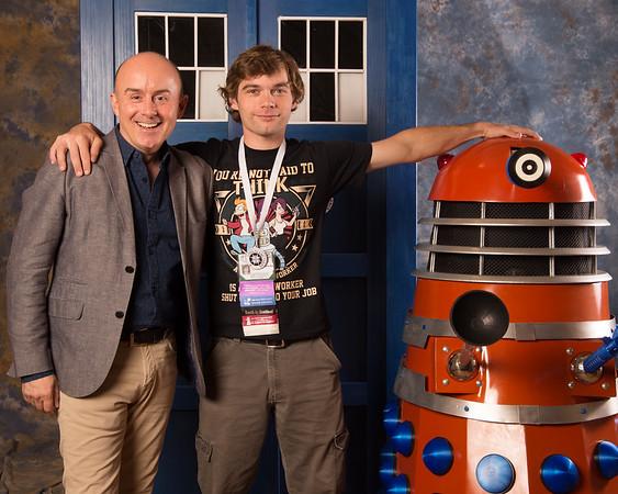 The Dalek: Barnaby Edwards 4pm