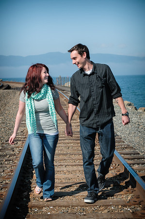 Paul & Nicole {engagement}