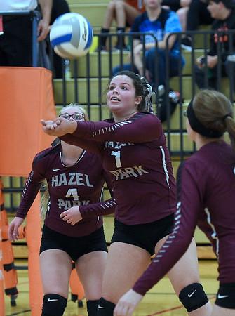 MD Hazel Park vs Centerline Volleyball
