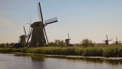Holland and Belgium Bike & Barge