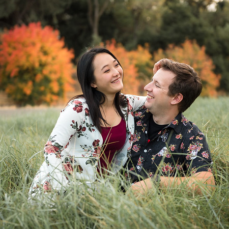 Elizabeth + Josh Engagement