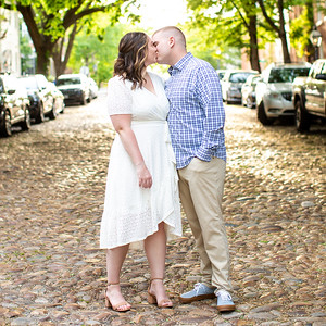 Kate & Chase's Engagement Portraits